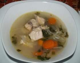 Як приготувати рибний суп? фото