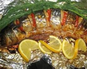 Як приготувати рибу у фользі? фото