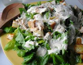 Як приготувати салат цезар? фото
