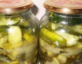 Як приготувати салат на зиму? фото
