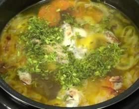 Як приготувати суп в мультиварці? фото