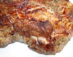 Як приготувати свинину в духовці? фото