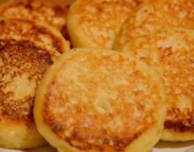 Як приготувати сирники з сиру? фото