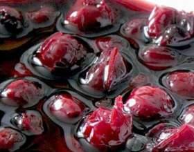 Як приготувати вишневе варення? фото