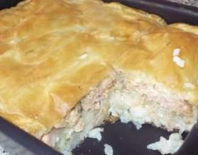 Як приготувати смачний пиріг? фото
