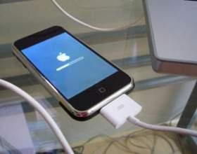 Як прошити айфон 4? фото