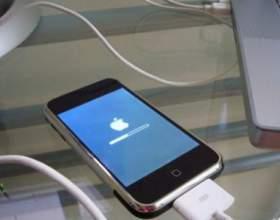 Як прошити iphone 4? фото