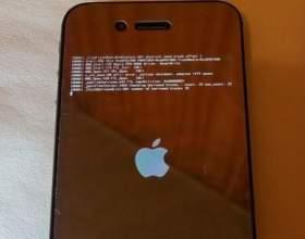 Як прошити iphone 4s? фото