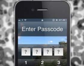 Як розблокувати айфон, якщо забув пароль? фото