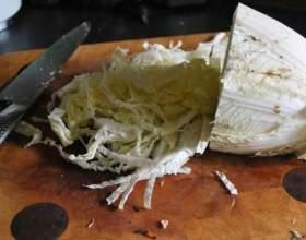 Як різати капусту? фото
