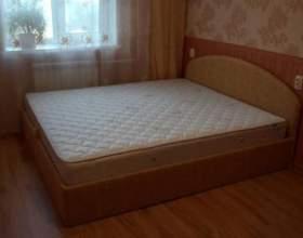 Як самому зробити ліжко? фото