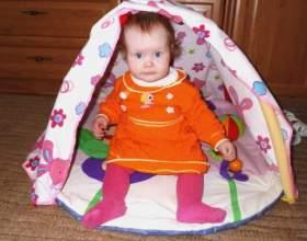 Як садити дитину? фото