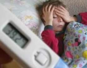 Як збити температуру під час застуди фото