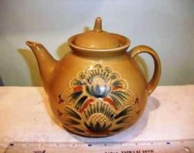 Як зробити чайник? фото