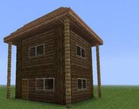 Як зробити будинок в майнкрафт? фото
