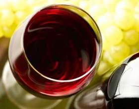 Як зробити домашнє червоне вино? фото