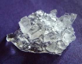 Як зробити домашній кристал? фото