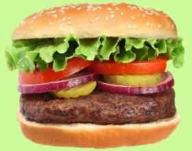 Як зробити гамбургер? фото