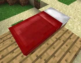 Як зробити ліжко в minecraft? фото