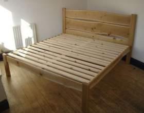 Як зробити ліжко? фото