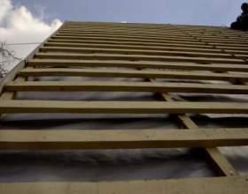 Як зробити дах? фото