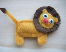 Як зробити лева? фото