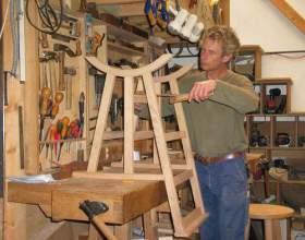 Як зробити меблі своїми руками? фото