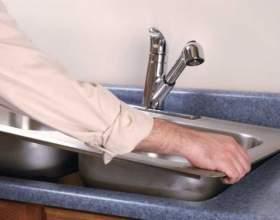 Як зробити мийку? фото