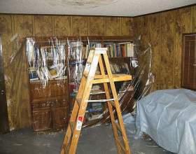 Як зробити ремонт в кімнаті? фото