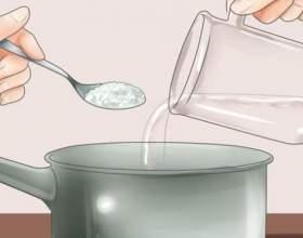 Як зробити сольовий розчин? фото