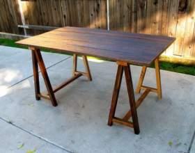 Як зробити стіл? фото