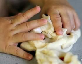 Як зробити тісто для ліплення? фото
