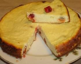 Як зробити сирну запіканку? фото