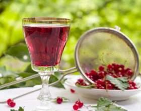 Як зробити вино з червоної смородини? фото