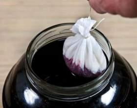 Як зробити вино з горобини? фото