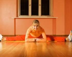 Як сісти на шпагат в домашніх умовах? фото