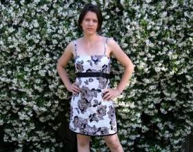 Як шити плаття? фото