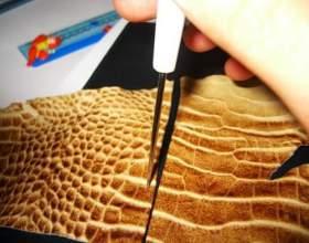 Як шити шилом? фото