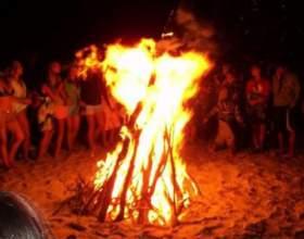 Як знімати вогонь? фото