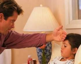 Як зняти температуру у дитини? фото