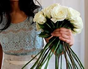 Як зібрати букет з троянд? фото
