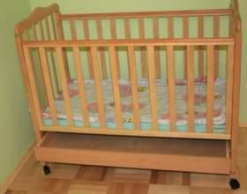 Як зібрати дитяче ліжко? фото