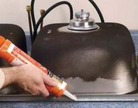 Як зібрати мийку? фото