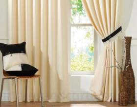 Як зібрати штори? фото