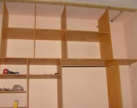 Як зібрати стінку? фото