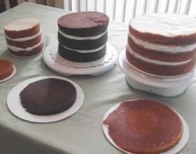 Як зібрати торт? фото