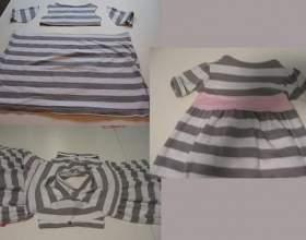 Як зшити плаття для дівчинки? фото