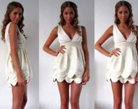 Як зшити плаття своїми руками? фото