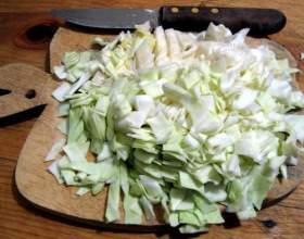 Як гасити капусту? фото