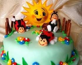 Як прикрасити домашній торт? фото